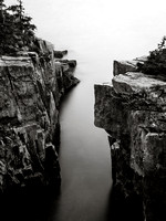 Schoodic cliffs